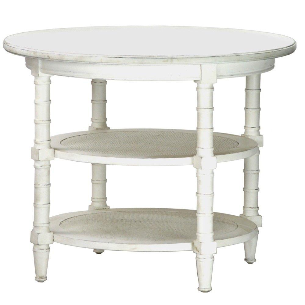 Dovetail Valerie Side Table