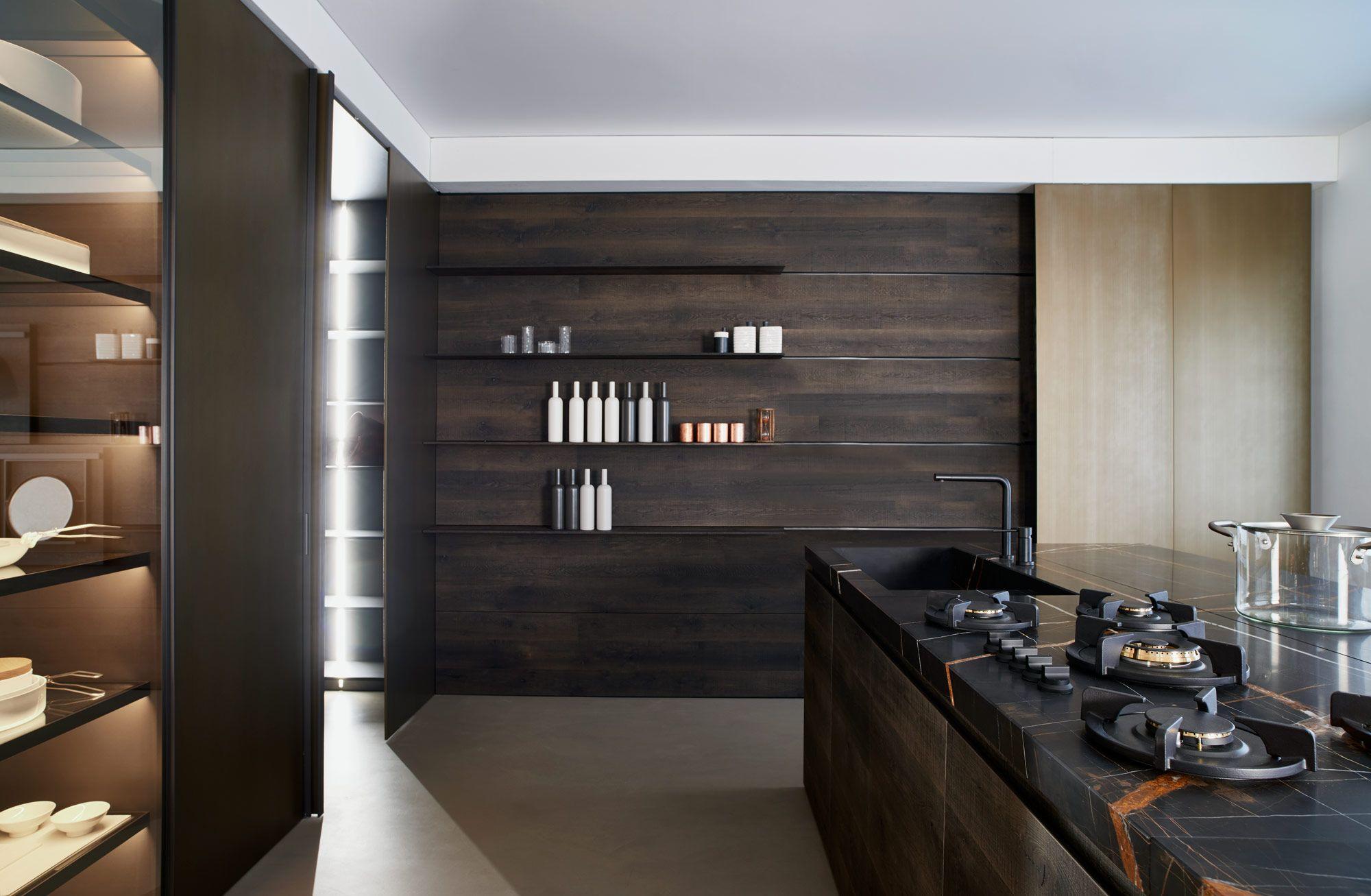 Cucina Estivale > un progetto di Key Sbabo Cucine | plyta ...