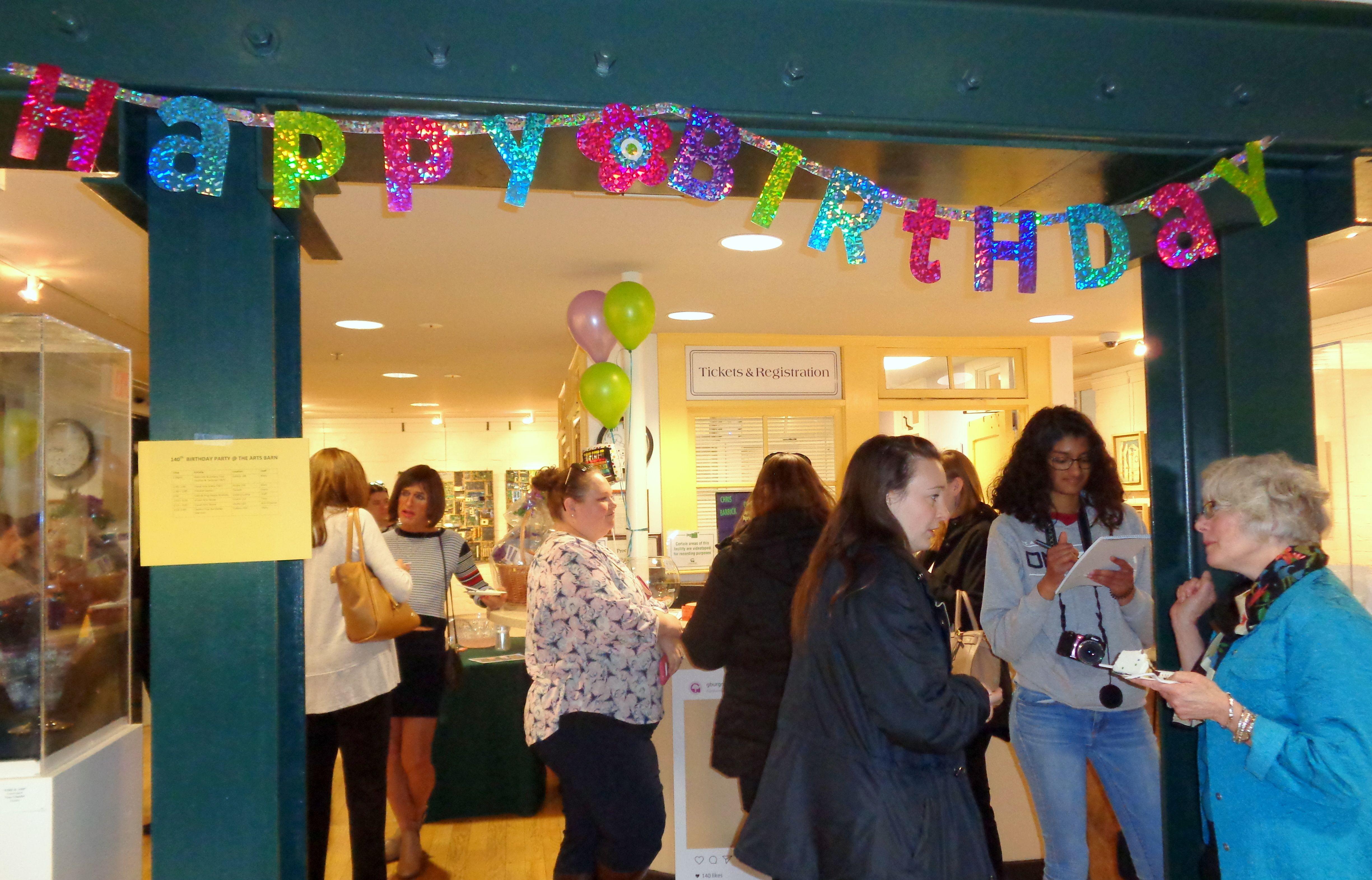 Arts Barn Celebrates Gaithersburg's 140th Birthday; April ...