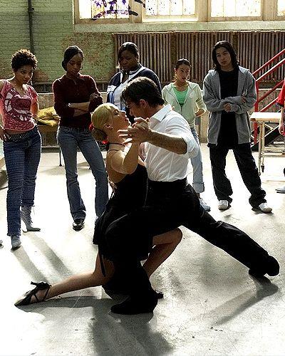 как занять танцами