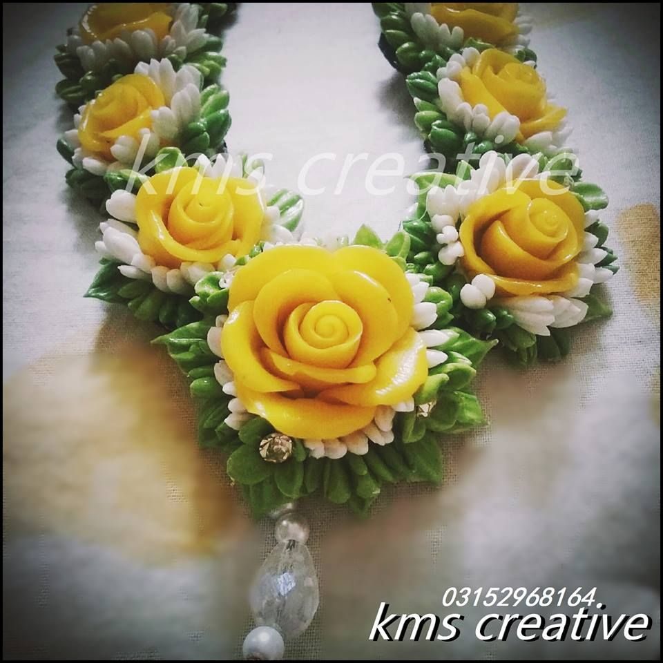 Handmade Mayoo Bridal Necklace Bridal Necklace Jewelry Floral