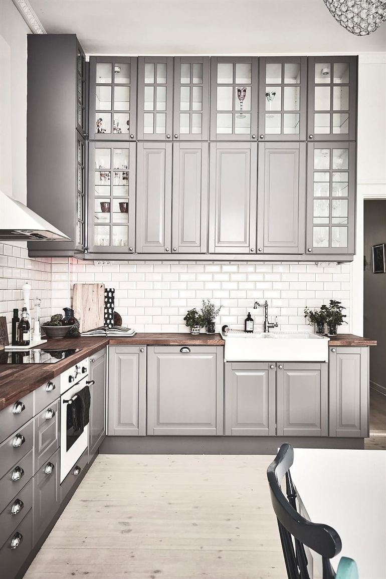 Inspiring kitchens you wonut believe are ikea kitchen remodel