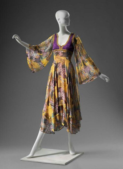 Dress  Thea Porter, 1970s  The Museum of Fine Arts, Boston