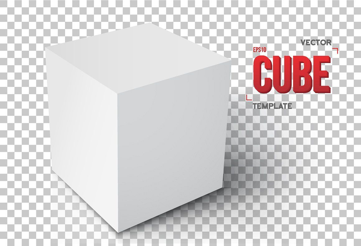 15+ Cube Black And White Clipart
