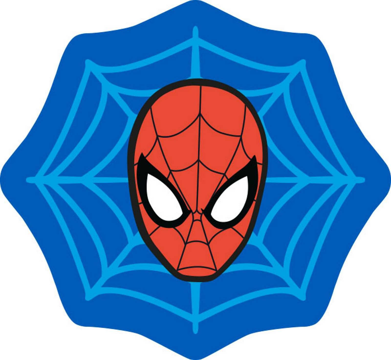 Children Umbrella Boys Marvel Spiderman Movie