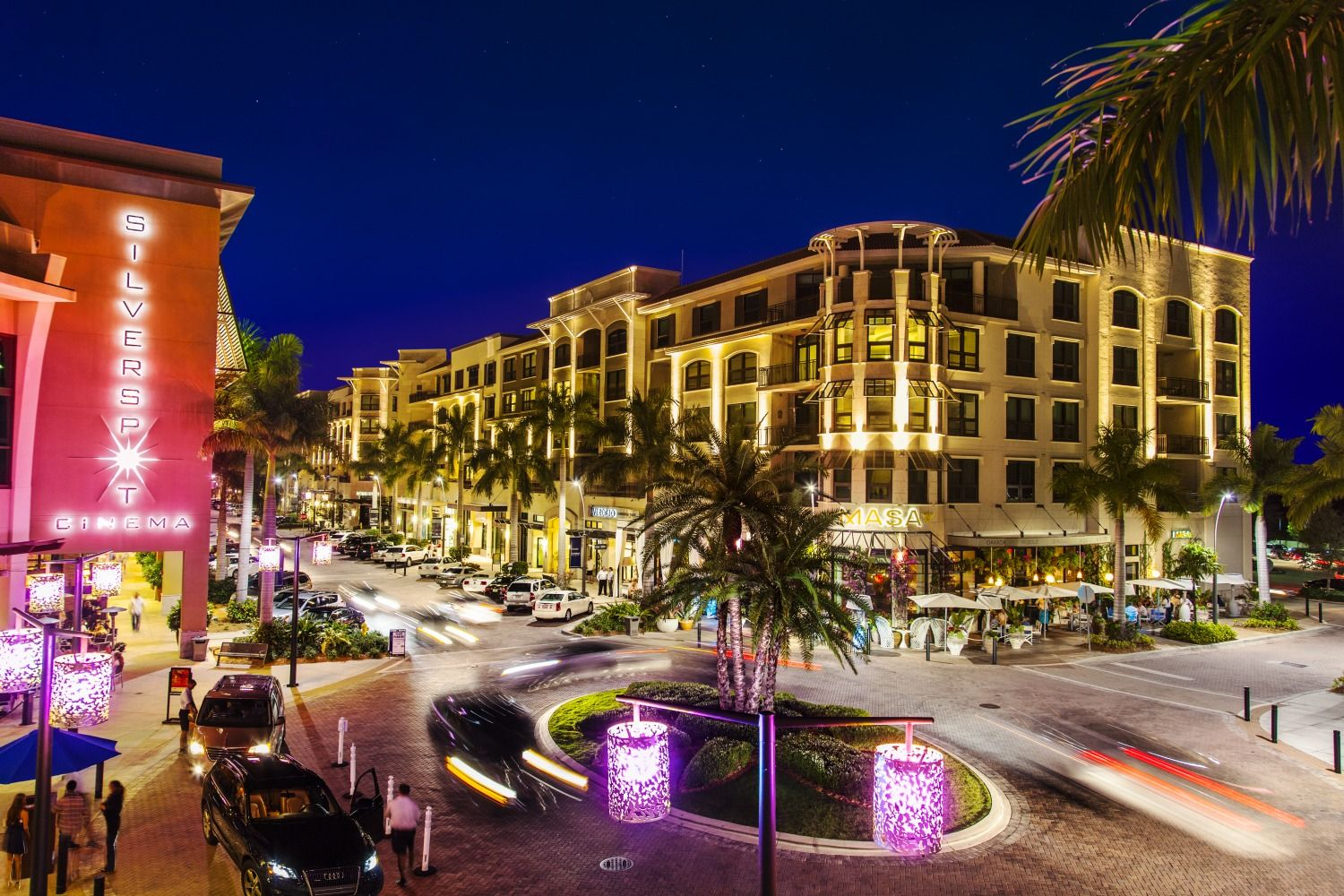 Located in the beautiful resort city of Naples, Florida,