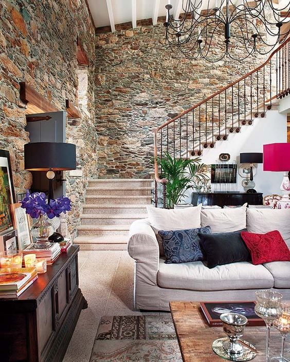 Una espectacular casa de labranza rehabilitada | Bohemian and Chic