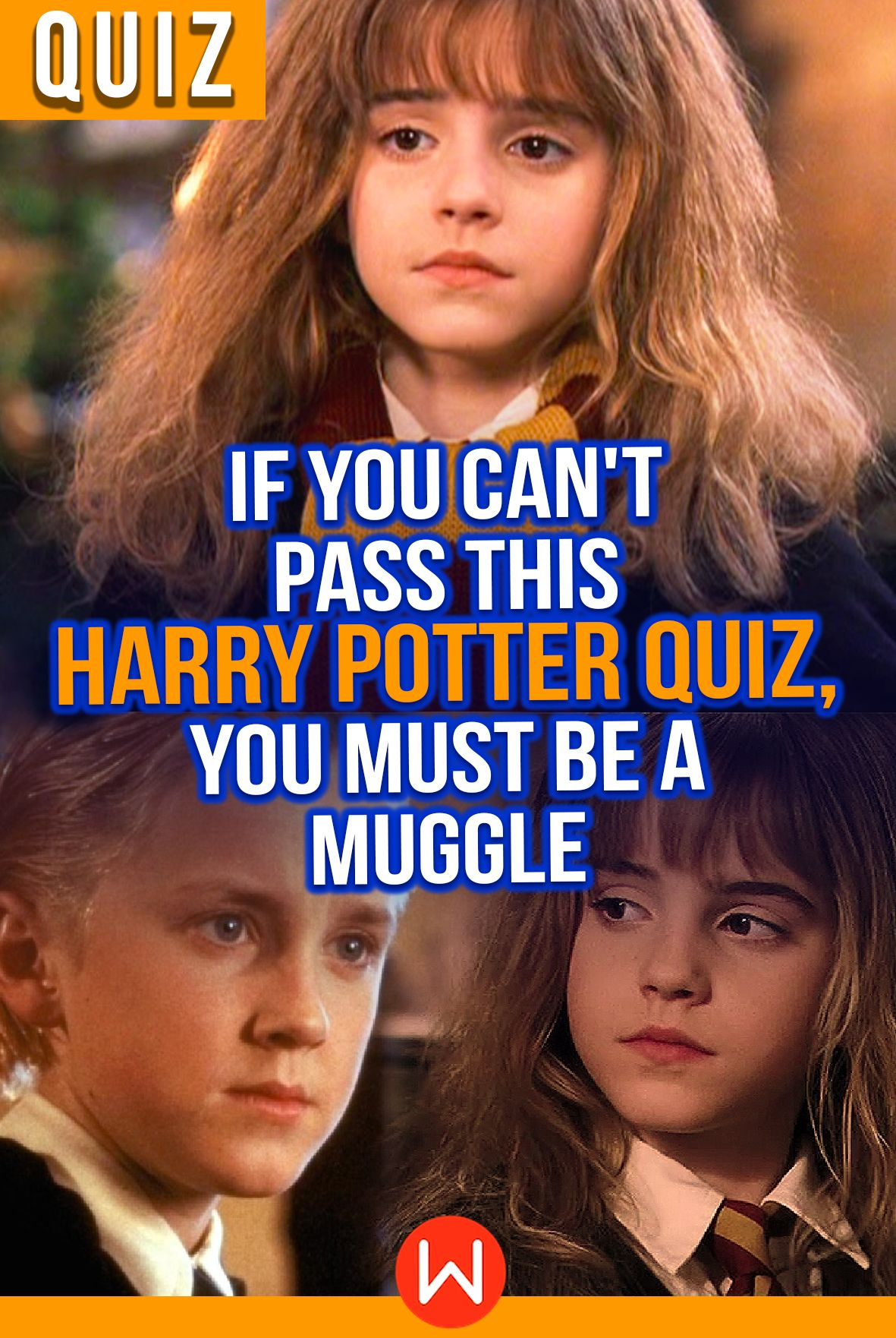 Quiz If You Can T Pass This Harry Potter Quiz You Must