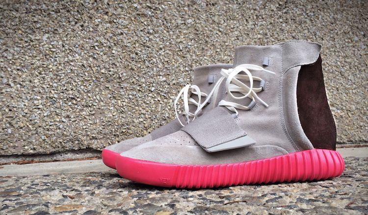 ... 350 adidas Yeezy Boost Jasper Custom by Mache Customs ... 47b834893