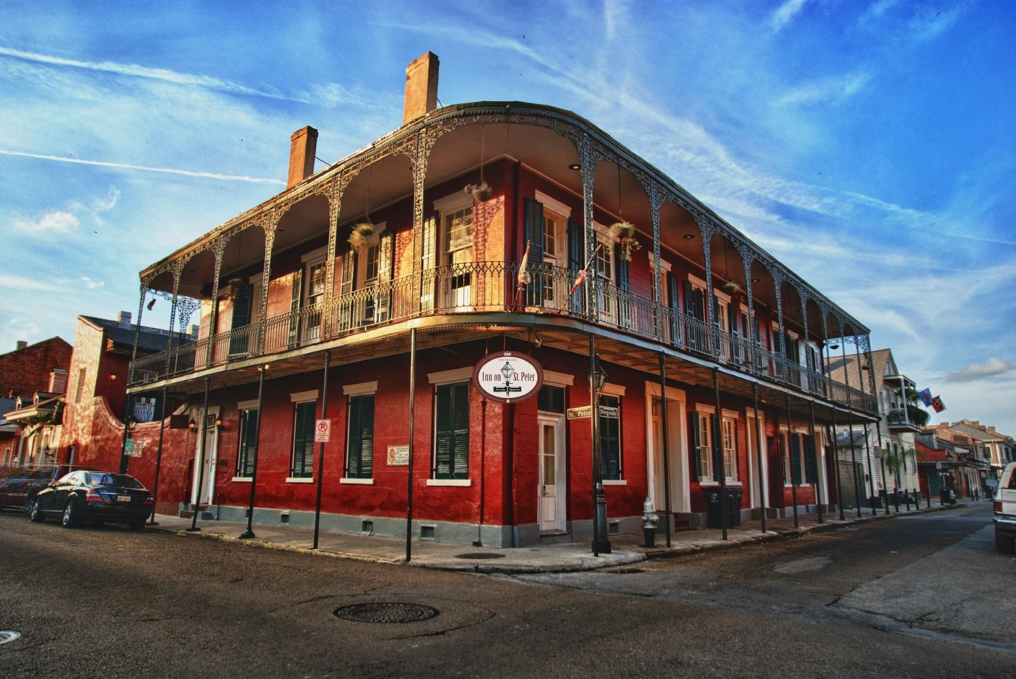 Book Inn On St Peter New Orleans Tripadvisor See 555 Traveler Reviews
