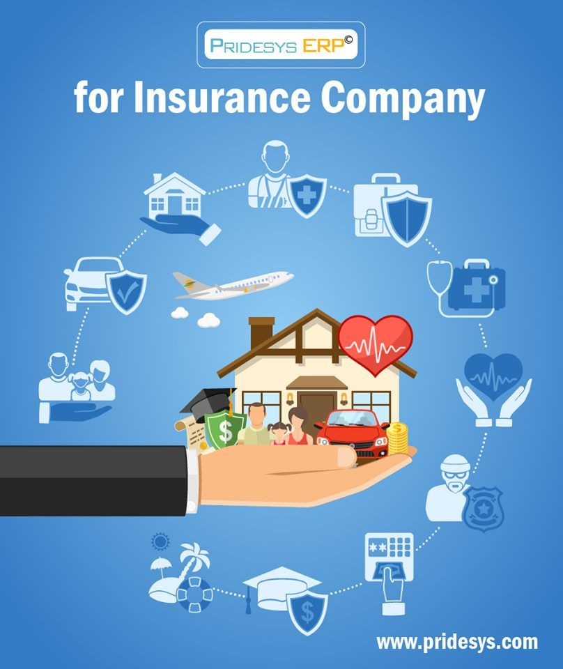 Insurance Companies Are Related To The Financial Industries