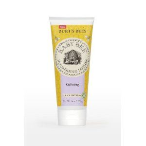 """Baby Bee Nourishing Lotion in """"calming""""  Love the smell of this, perfect for baby massage."""