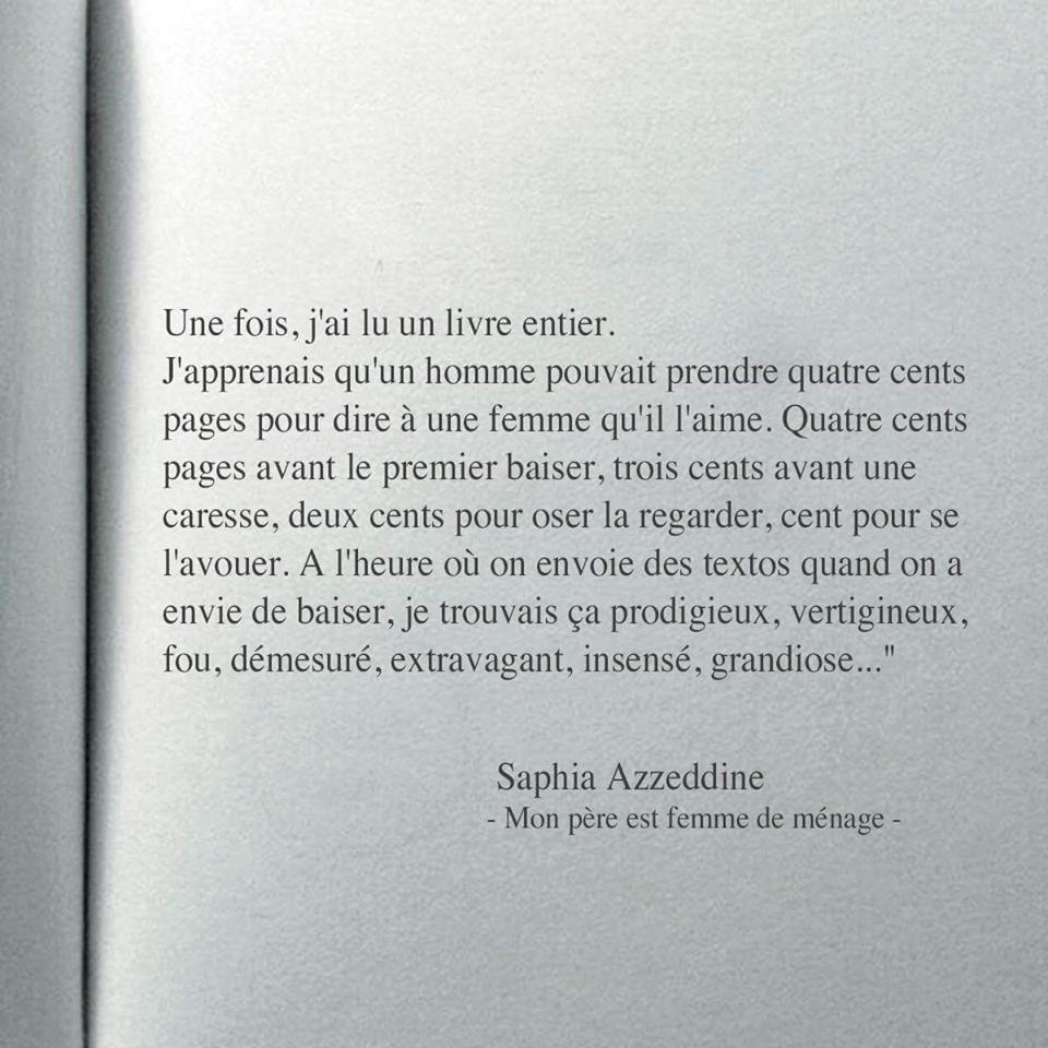 Citation Un Manque