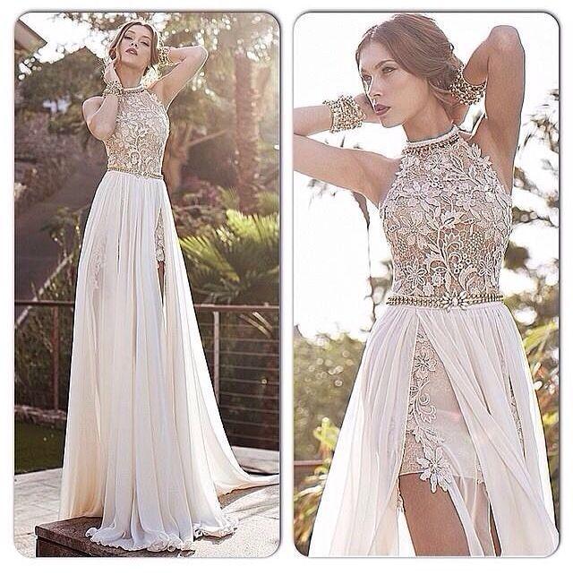 Beautifully Unique Wedding Dress