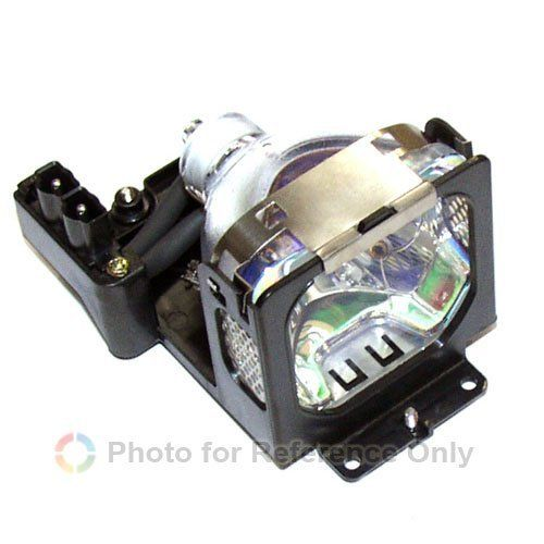 Sanyo Plc Xu48 Projector Replacement Lamp With Housing By Fusion