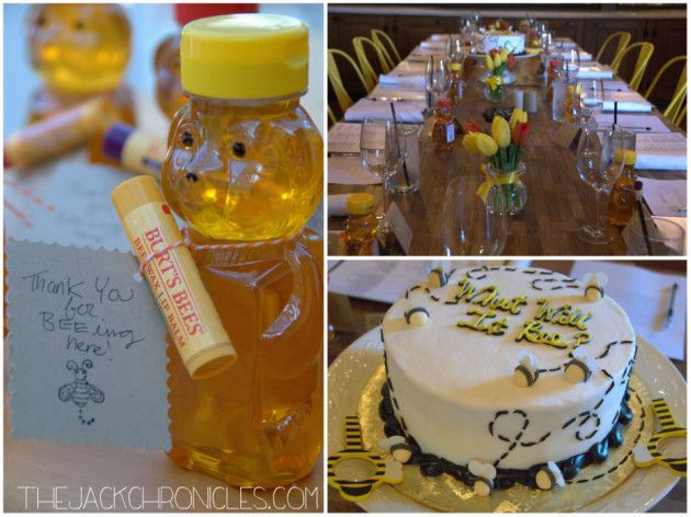Bee Themed Baby Shower Bees Babies And Babyshower