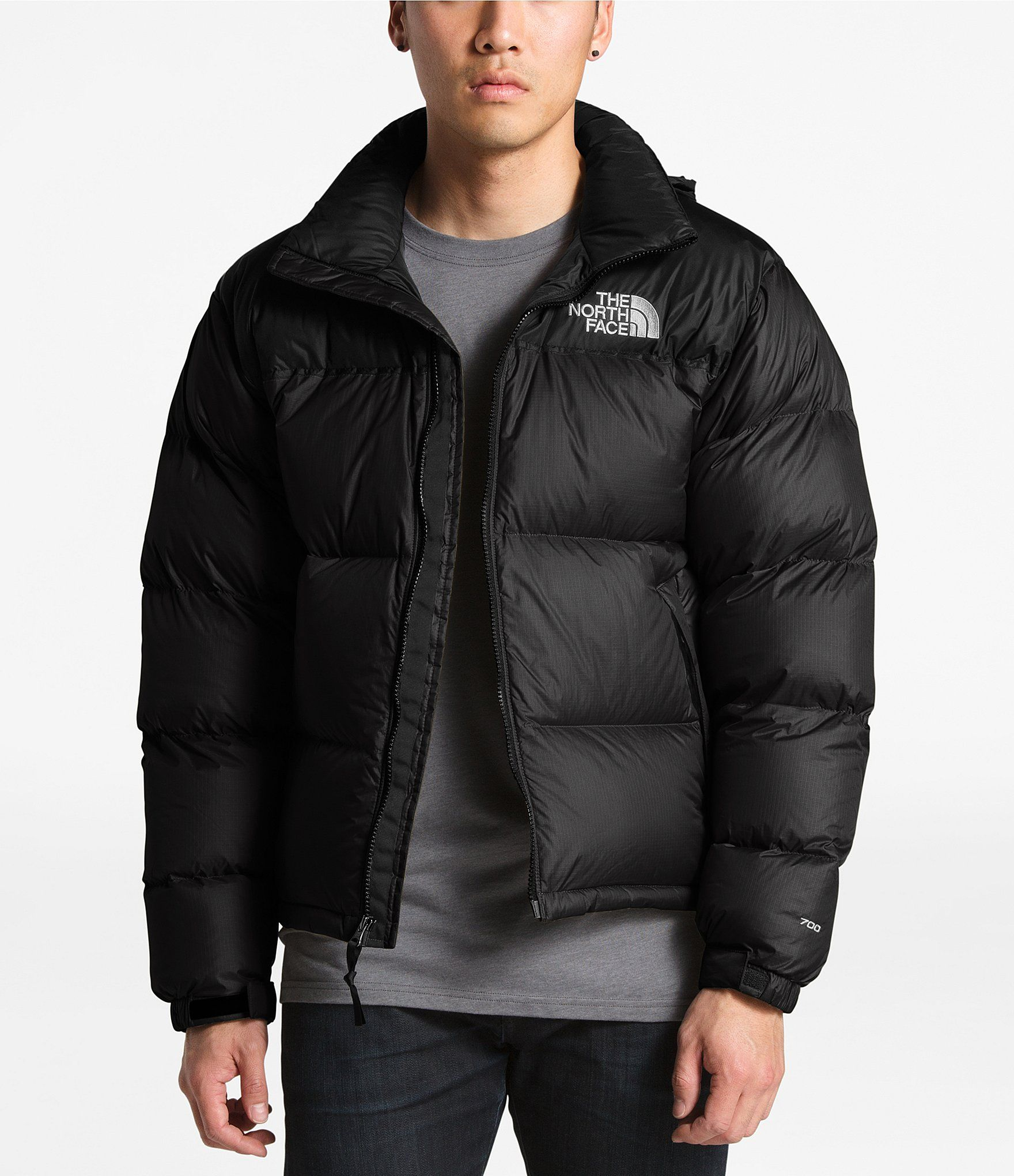 The North Face Solid Nuptse Insulated Puffer Down Jacket Dillard S North Face Puffer Jacket Nuptse Jacket North Face Jacket Mens [ 2040 x 1760 Pixel ]