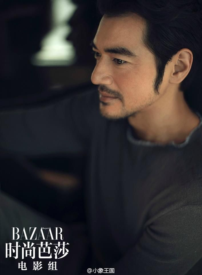 Takeshi Kaneshiro by Chen Man for Harperu0027s Bazaar China Fashion - Küchen Für Kinder