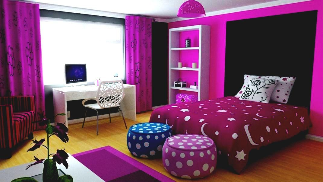Purple Room Ideas Sweet House Design Purple Bedroom Walls Bedroom Interior Small House Interior Design