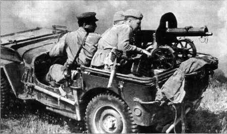 Un peloton original et peu connu :  Le peloton de jeeps blindées du 9ème escadron du 1er REC  (Laos - mai-novembre 1953) . 1c262382eb5de31c8722668d2c724115