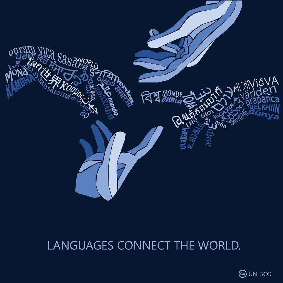Languages connect the world! #language #translation #xl8 #t9n #languagepower #languagematters