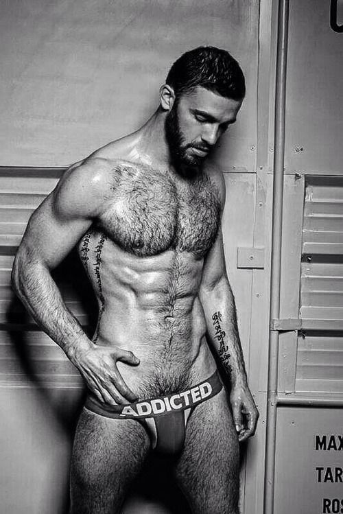 hot fit and hairy