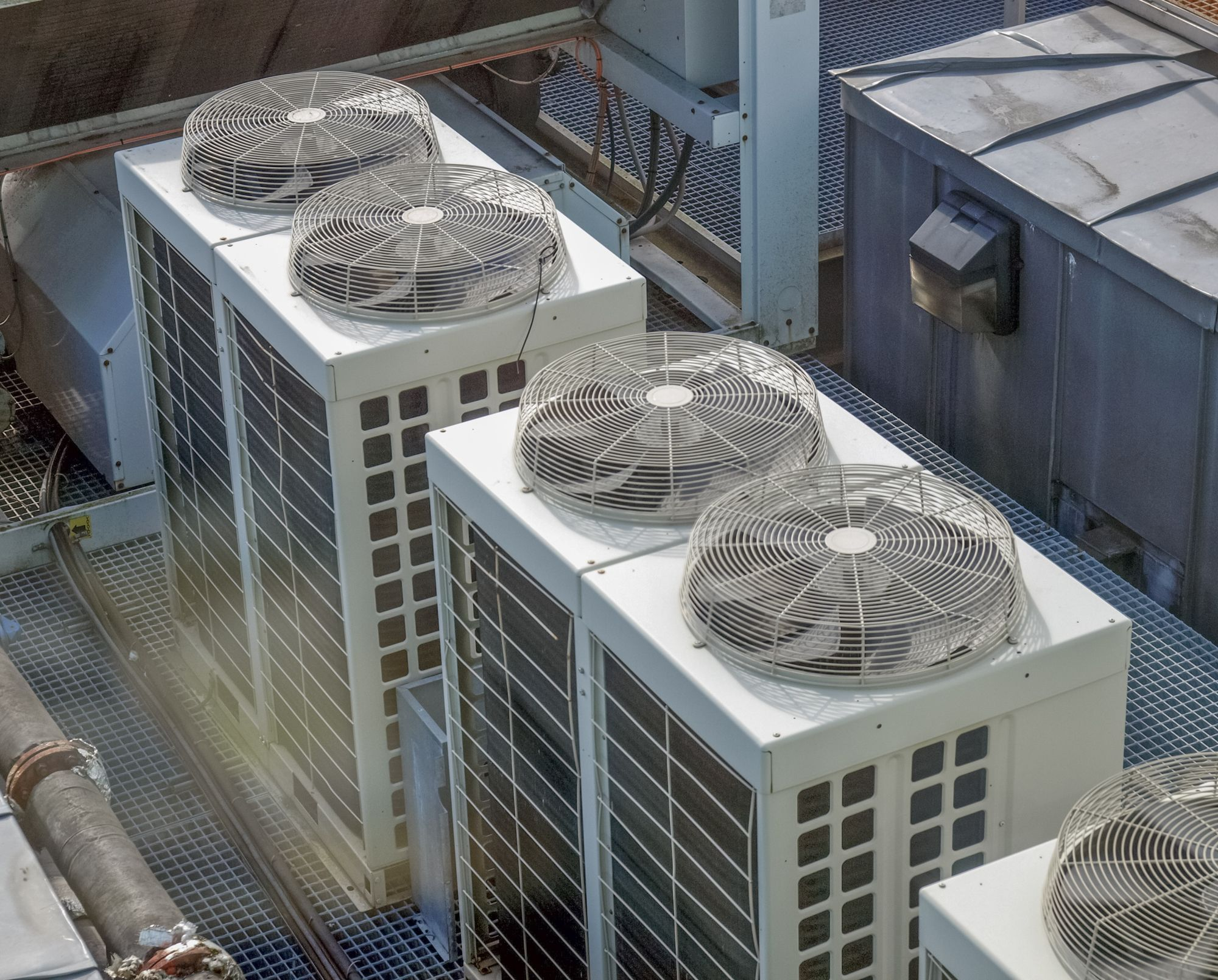 The commercial HVAC system is keeps your commercial