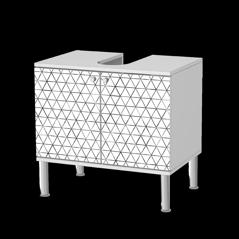 Mobelfolie Mediana Fur Ikea Fullen Waschbeckenunterschrank 2 Turen