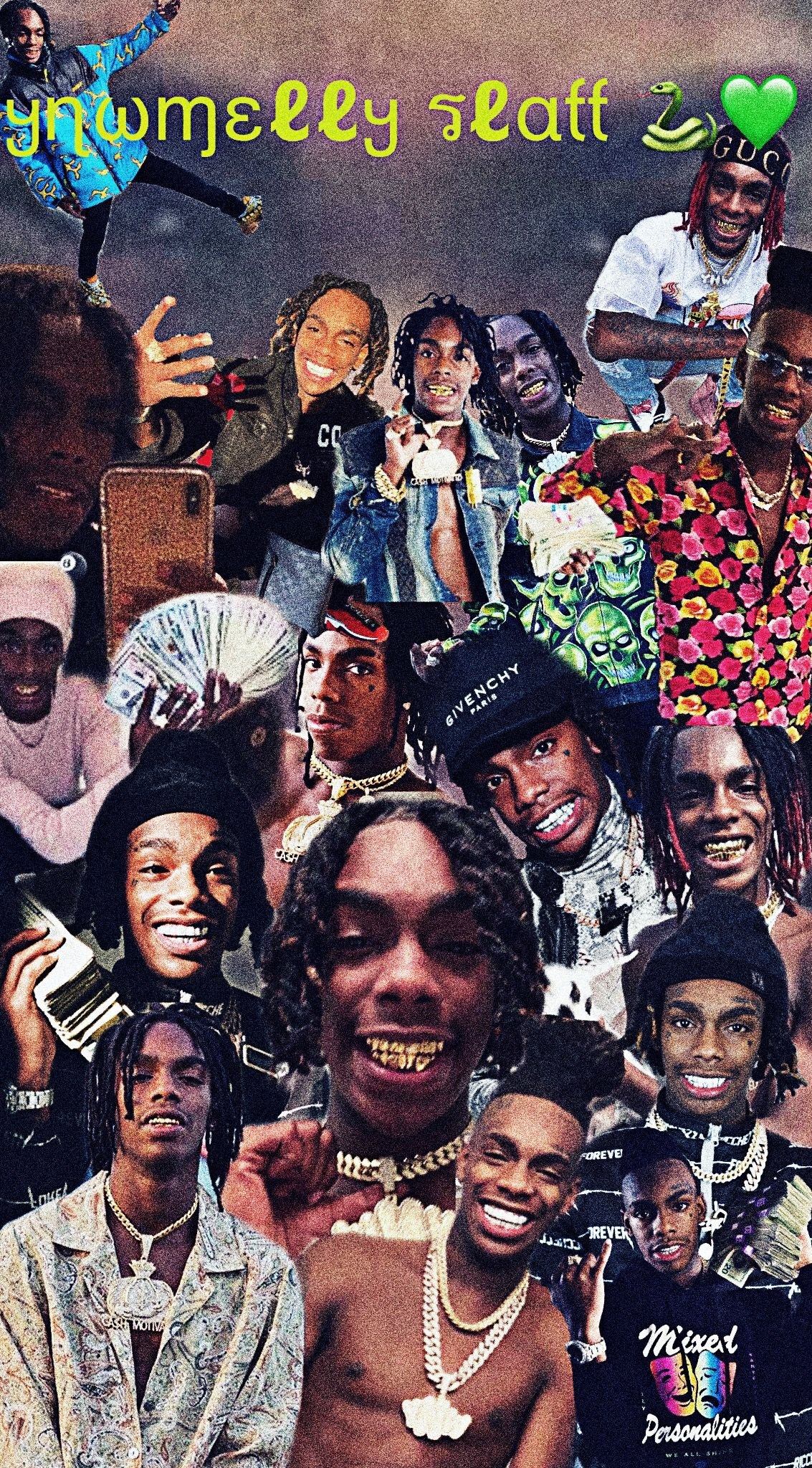Ynw Melly Screenwallpaper (i tried😭) Rap wallpaper