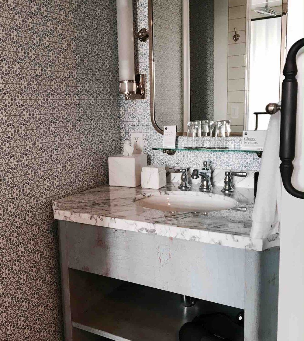 Pendry San Diego Bathroom