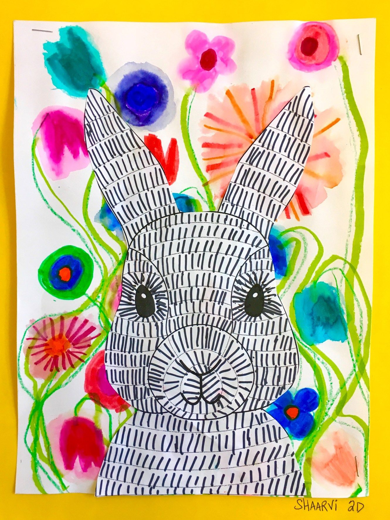 2Nd Grade Art Lessons Art With Mrs Filmore