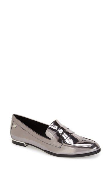c09826e823f Calvin Klein  Celia  Penny Loafer (Women) available at  108.00  Nordstrom