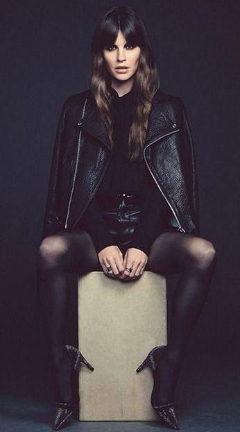 Rock 'n' Roll Style ☆ Kelley Ash by John Michael Fulton for Creem Magazine