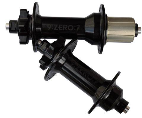 9:ZERO:7 Hubs - Front 135mm O L D , Rear 170mm O L D    fatbike love