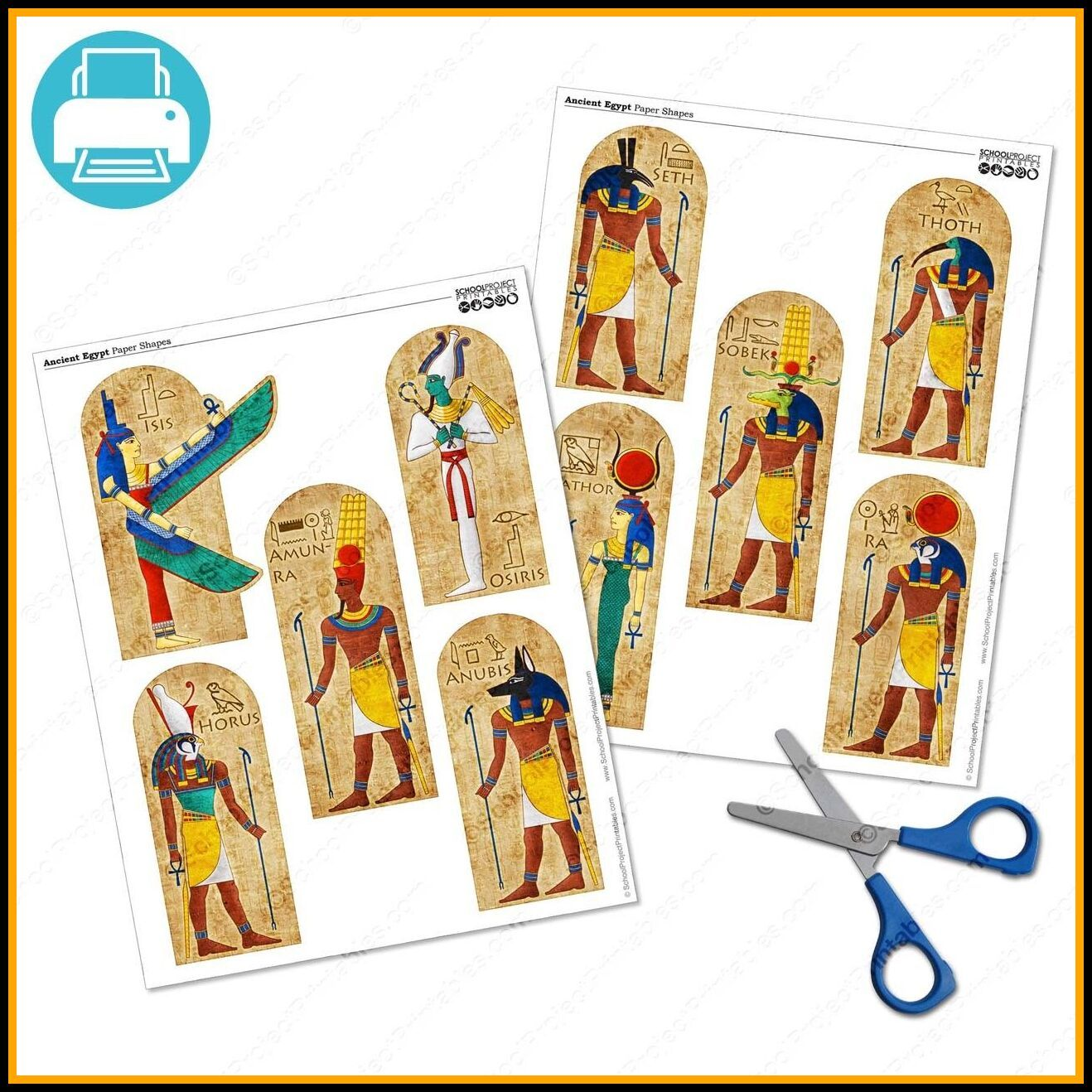 39 Reference Of Kids Projects Ancient Egypt In