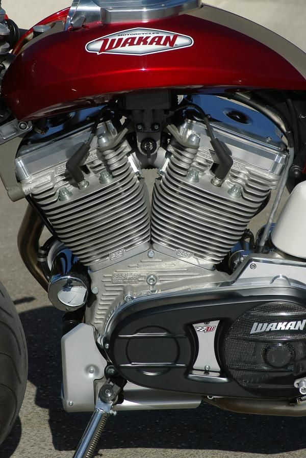 Wakan 1647cc Engine