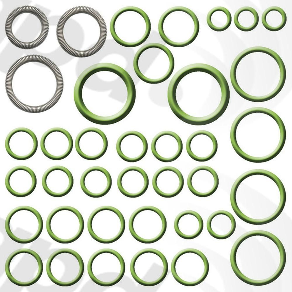 Global Parts Distributors A/C System O-Ring & Gasket Kit in