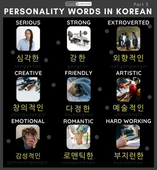 how to speak south korean language