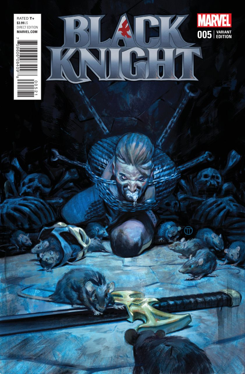 Black Knight #5 - Conclusion (Issue)