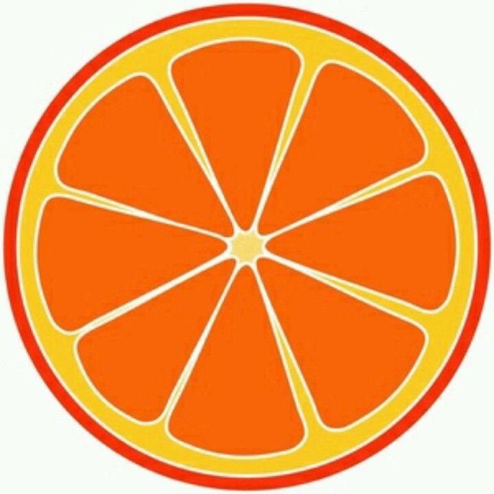 pin by jacque brown on nothing rhymes with orange pinterest rh pinterest com Orange Half Circle Clip Art Orange Candy Clip Art