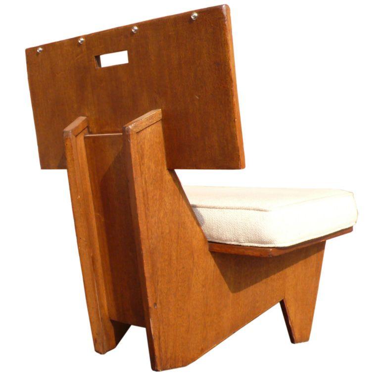 Frank Lloyd Wright Chair Furniture