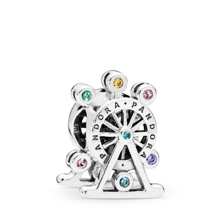 Who Sells Pandora Jewelry: Pandora Charms Maus Colour Wheel Charm Sterling-Silber