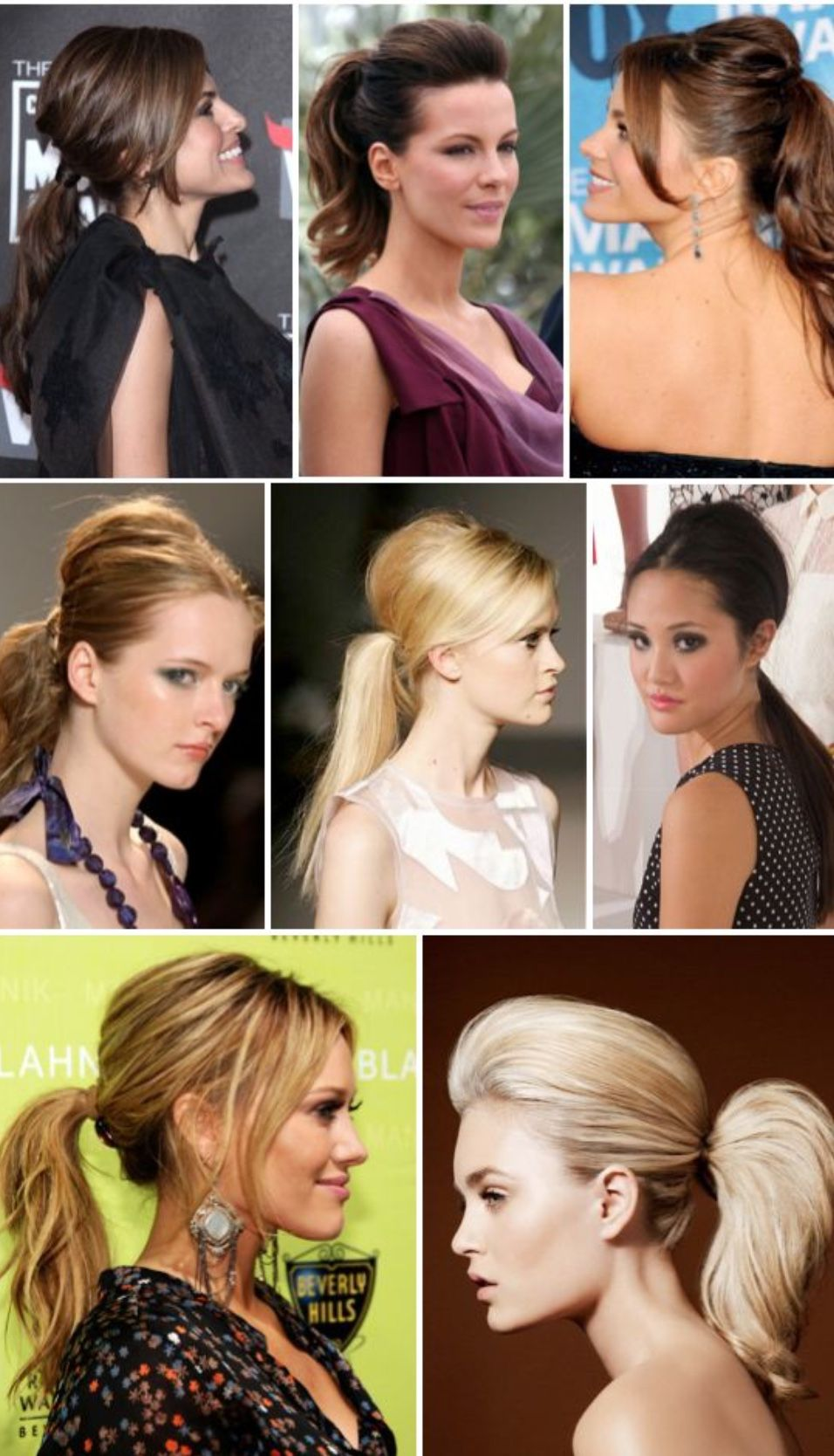Pin by dee beens on haircuts pinterest ponytail and haircuts