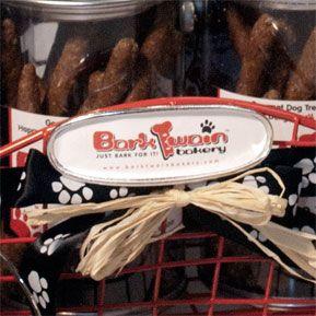 Bark Twain- Literary themed dog treats!