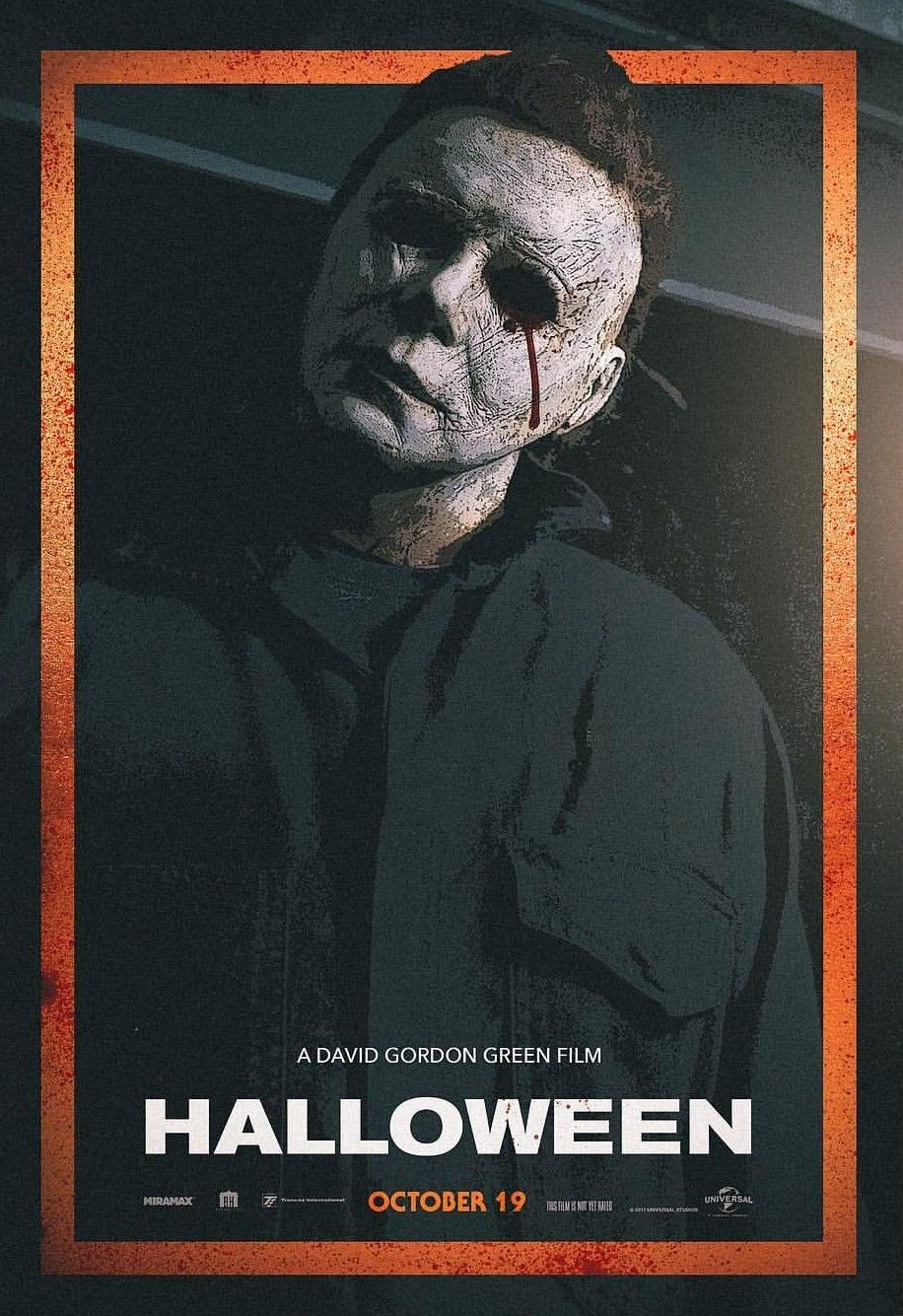 Pin By S A N D E R On Michael Myers Halloween Halloween Movie Poster Halloween Horror Movies Classic Horror Movies