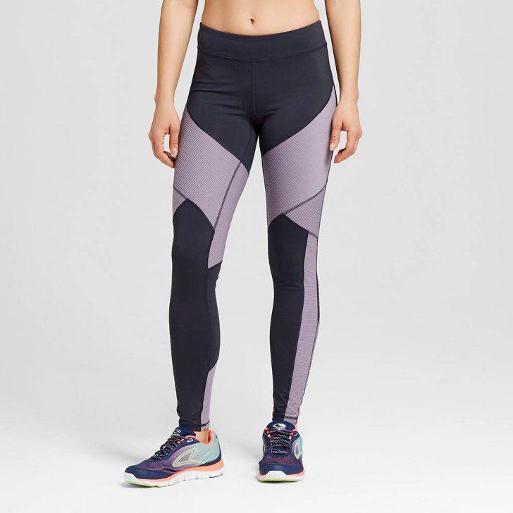 79f60b48600fc 30 Stylish, Affordable Fall Fitness Pieces Under $50 C9 Champion Premium  Textured Legging C9 Champion Premium Textured Legging ($40)