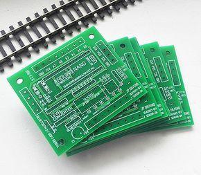 manufactured URB | Arduino Train Model | Model trains, Arduino, Model
