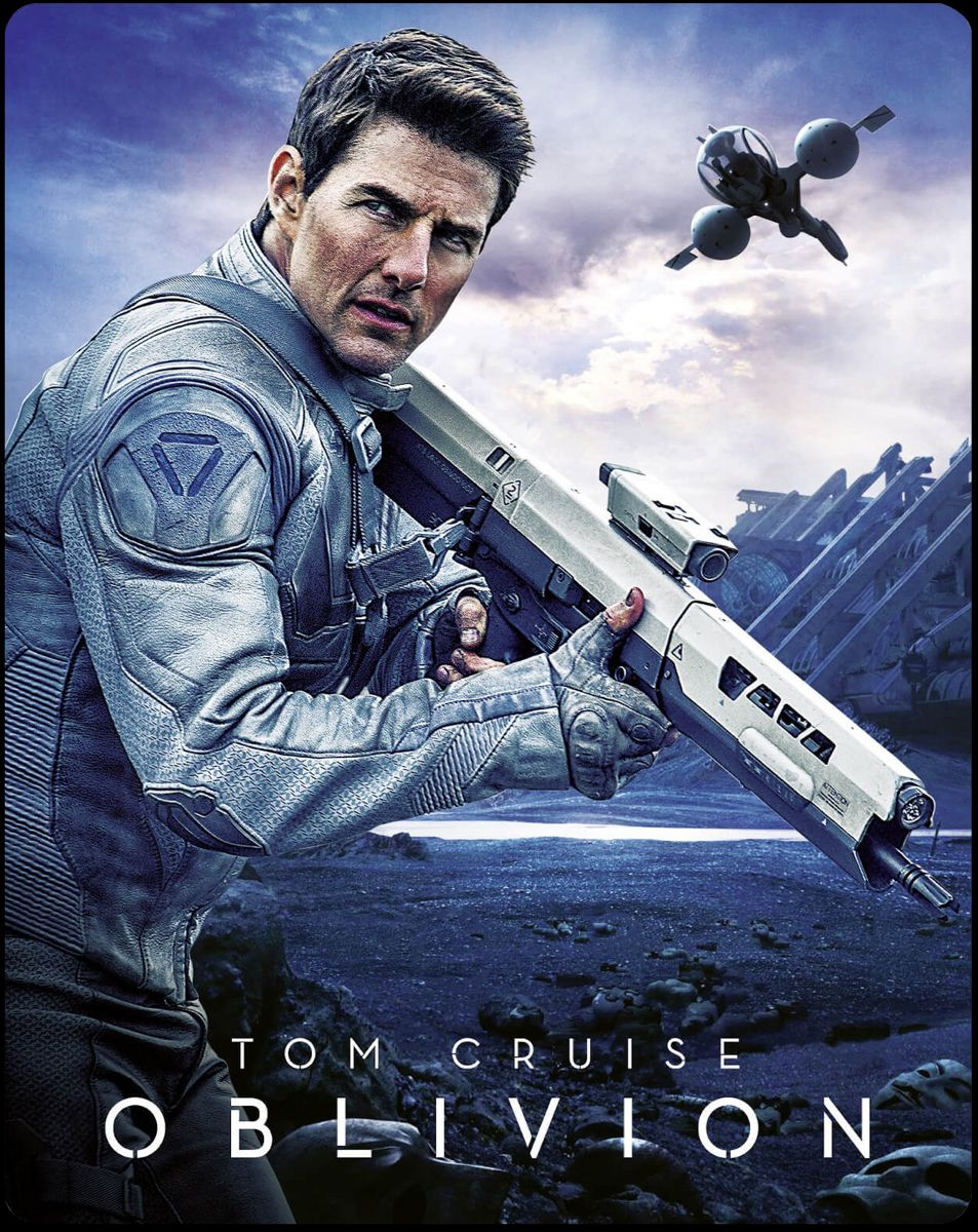Oblivion Tom Cruise Planet Of The Apes Universal Pictures