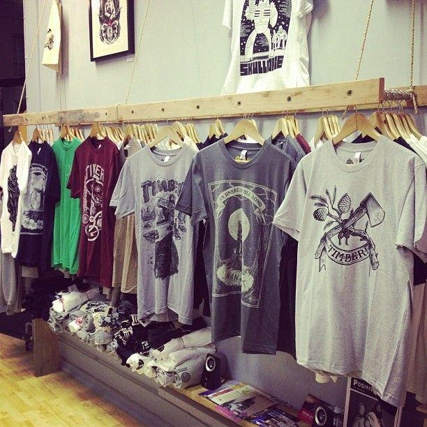 clothing display ladder more at