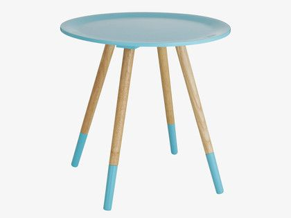 BLOSSOM Blue Side Table